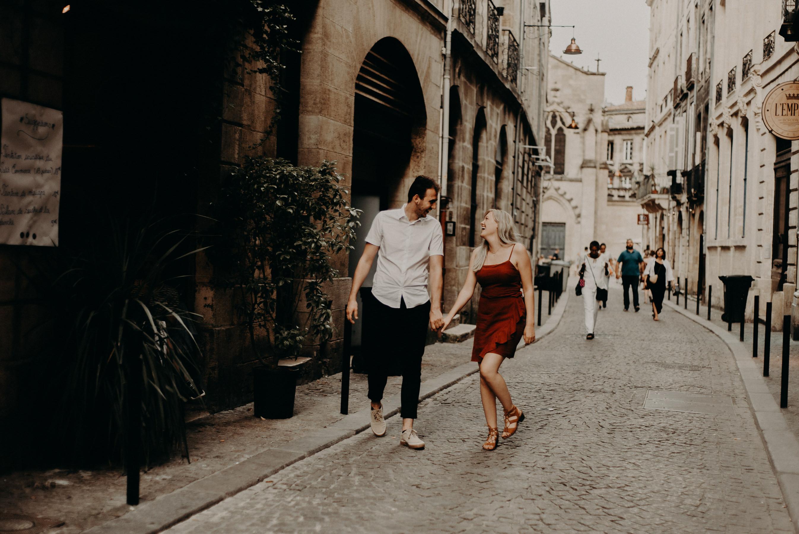 Photographe seance couple Bordeaux