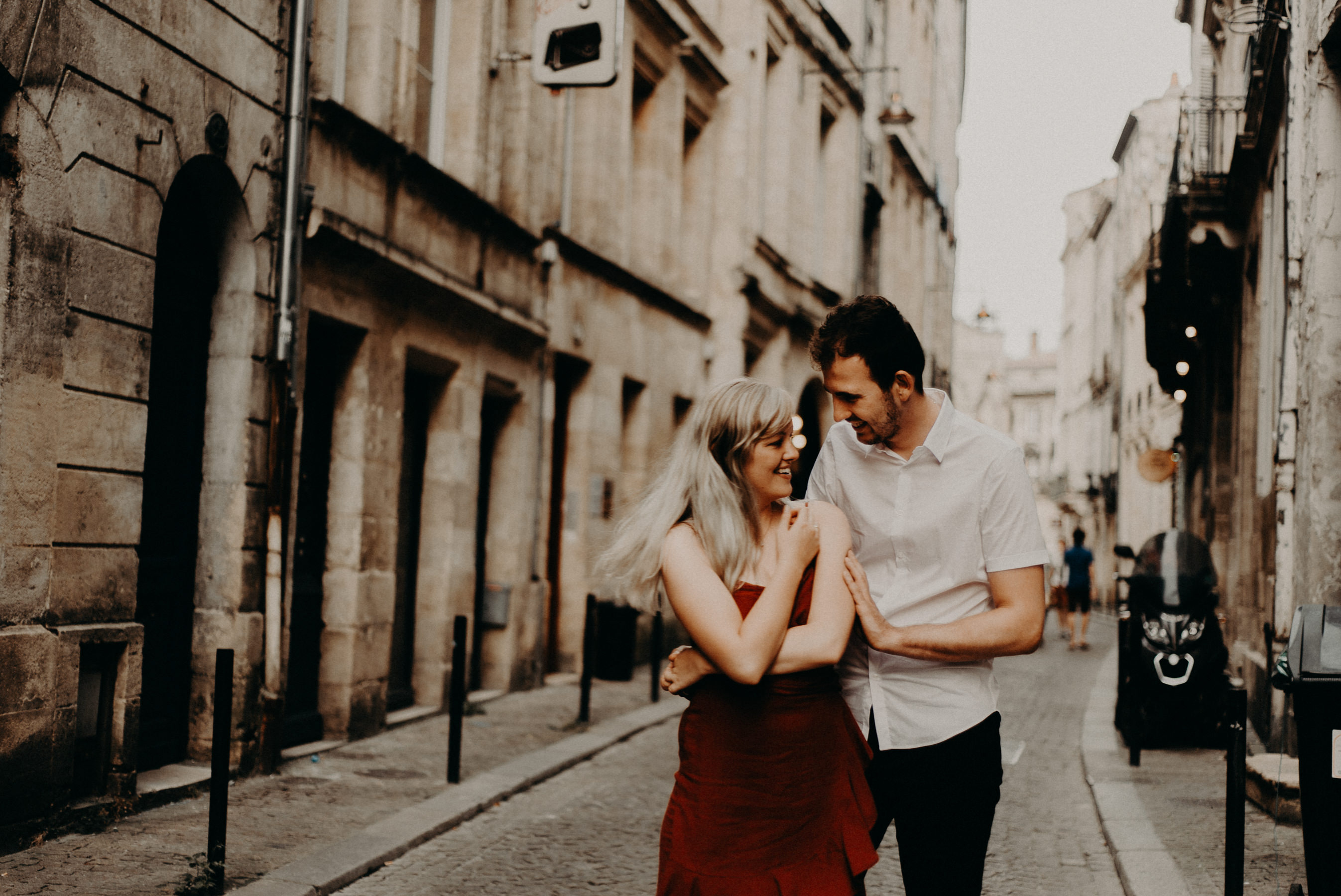 Photographe seance couple Bordeaux