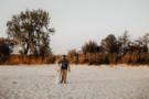 Photographe maternité grossesse bassin d'arcachon bordeaux forêt nature dune du pilat