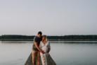 Photographe mariage couple biarritz