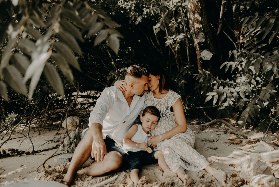 Photographe grossesse famille bordeaux bassin d'arcachon