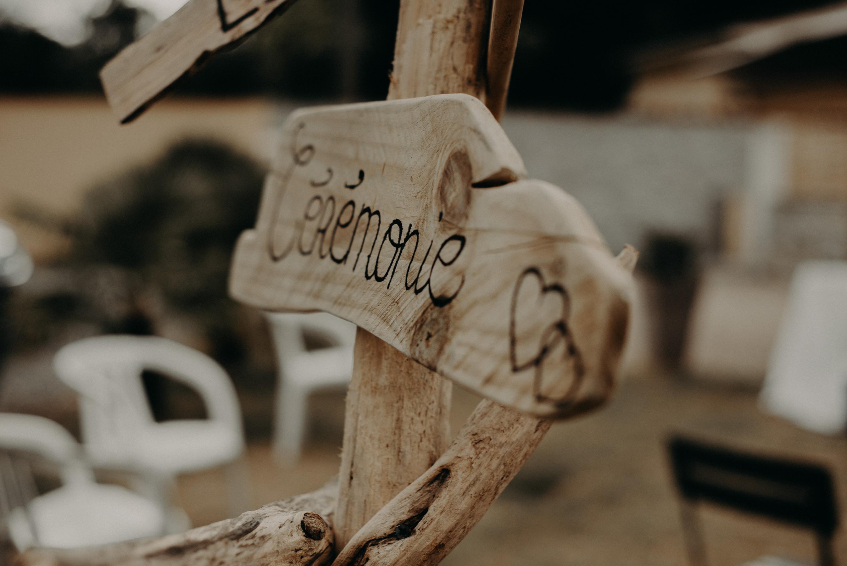 Photographe mariage domaine bois doré