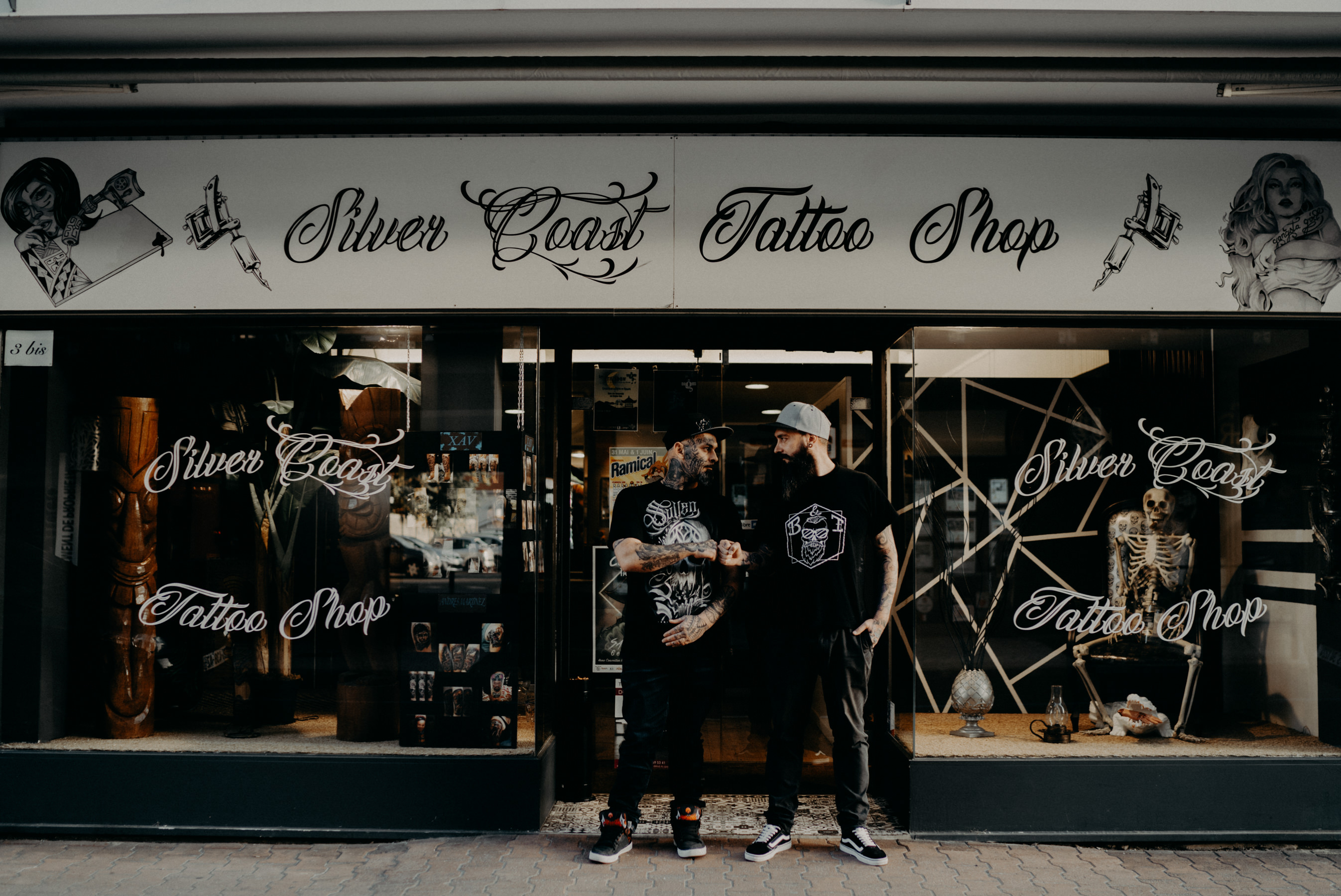 Silver Coast Tattoo Shop La Teste