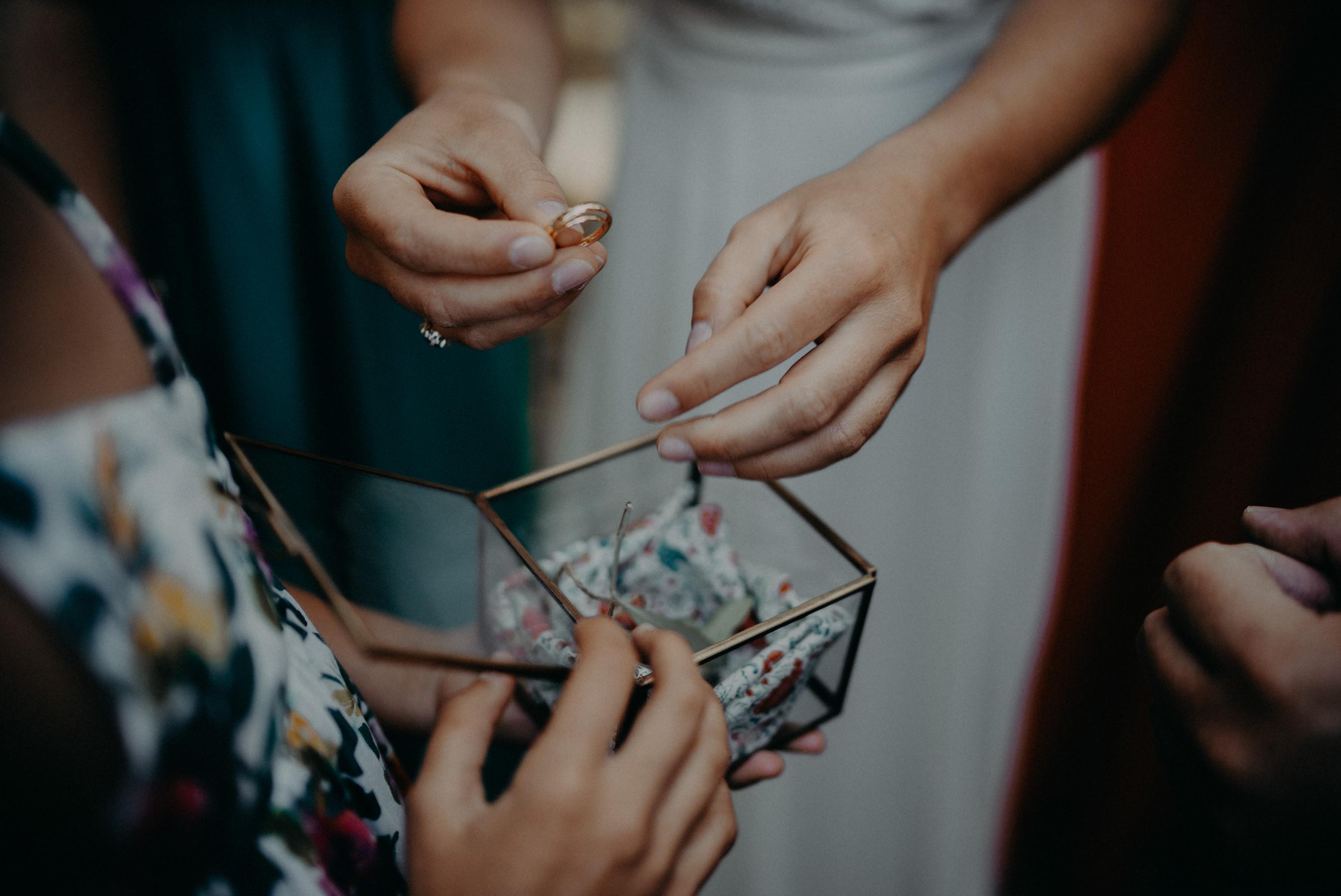 Photographe mariage Provence Mazan